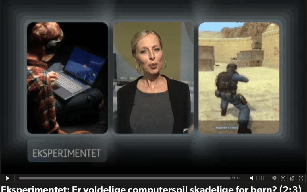 Propaganda fra DR3 – en stor anke!