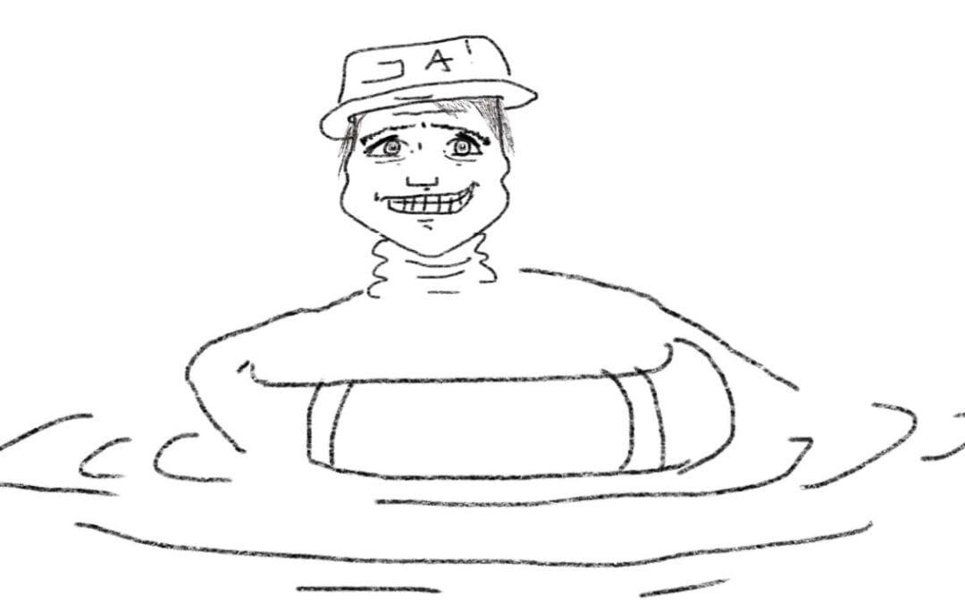 Ja-hatten på til reformen – et forsøg på at holde mig ovenvande
